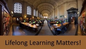 Lifelong Learning Matters!