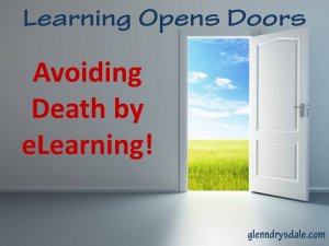 Avoid Death by eLearning