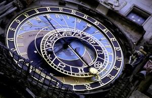 Clock large
